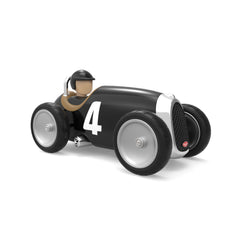 Racing Car Black by Baghera