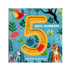 Wild Numbers by Bella Gomez