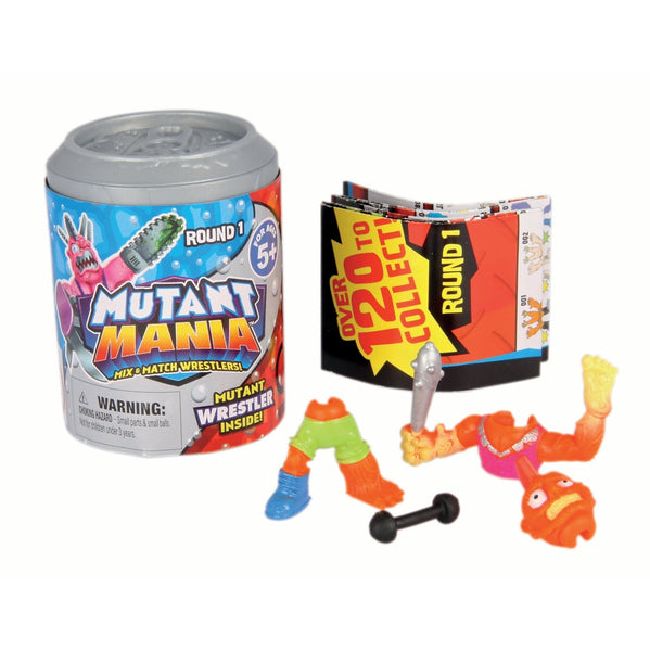 Mutant Mania Round One - Single Pack