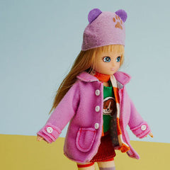 Autumn Leaves Lottie Doll - Little Citizens Boutique  - 1