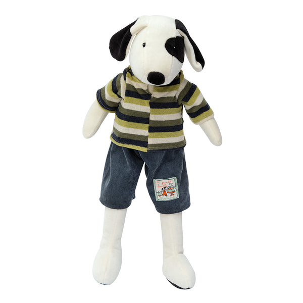 Julius the Dog Large Plush Toyby Moulin Roty
