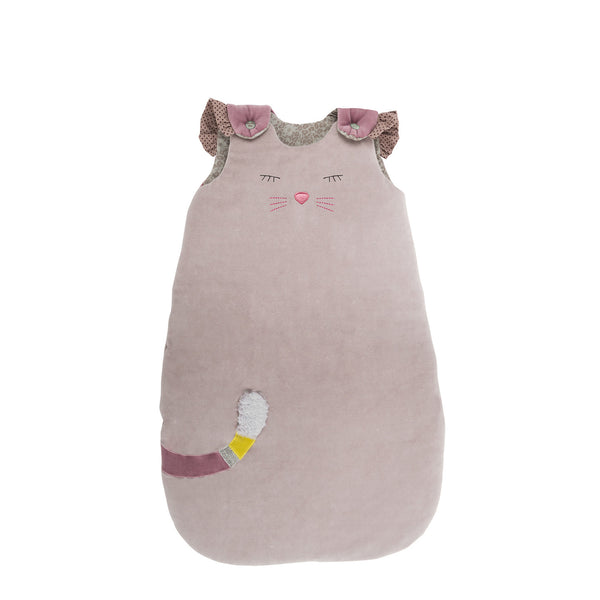 Les Pachats Sleeping bag in pink