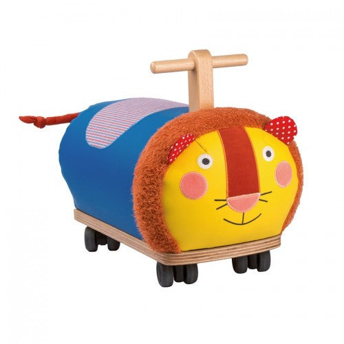Popipop Lion Ride-on by Moulin Roty - Little Citizens Boutique