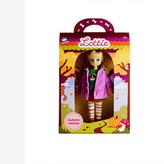 Autumn Leaves Lottie Doll - Little Citizens Boutique  - 4