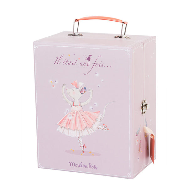 Ballerina Suitcase by Moulin Roty