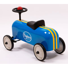 Racer blue & yellow ride-on by Baghera