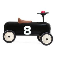 Racer Black 8 Ride-on by Baghera