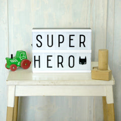 Lightbox A5 by A Little Lovely Company - In Stock! - Little Citizens Boutique  - 4