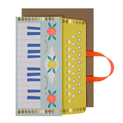 Accordion Card - Meri Meri - Little Citizens Boutique  - 2