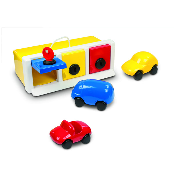 Lock Up Toy Garage by Ambi