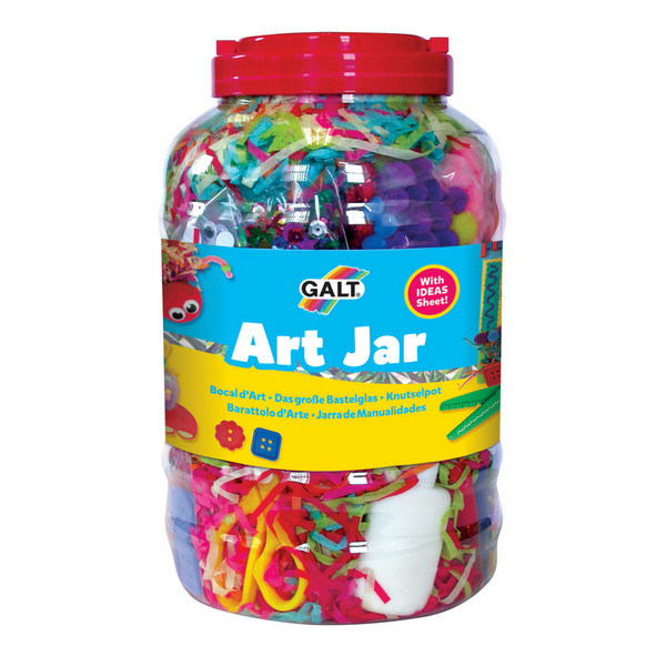 Art Jar by Galt