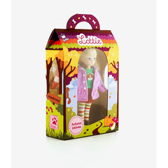 Autumn Leaves Lottie Doll - Little Citizens Boutique  - 3