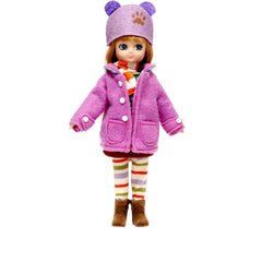 Autumn Leaves Lottie Doll - Little Citizens Boutique  - 2