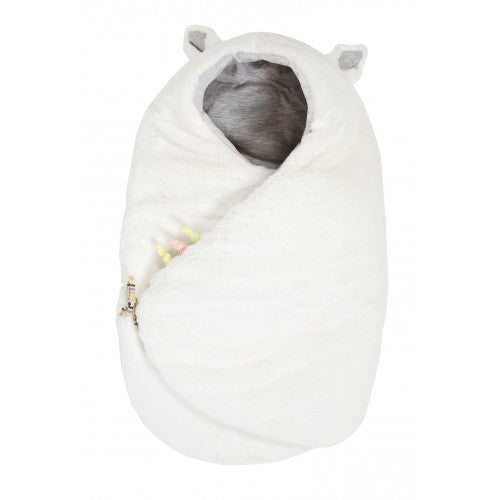 Baby Snuggle Suit or Sleeping Bag- Les Petit Dodos by Moulin Roty
