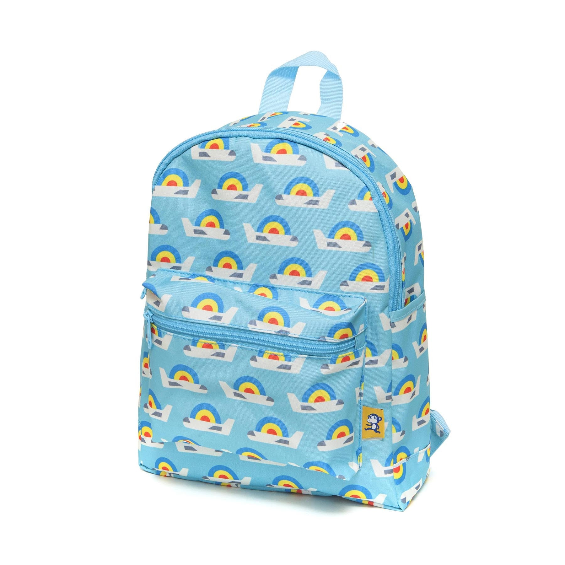Airplane Backpack by Petit Monkey - Little Citizens Boutique  - 1