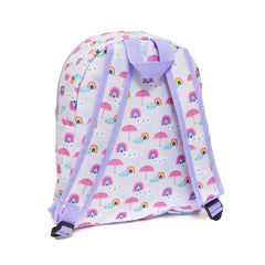 Rainy Days Backpack by Petit Monkey - Little Citizens Boutique  - 2