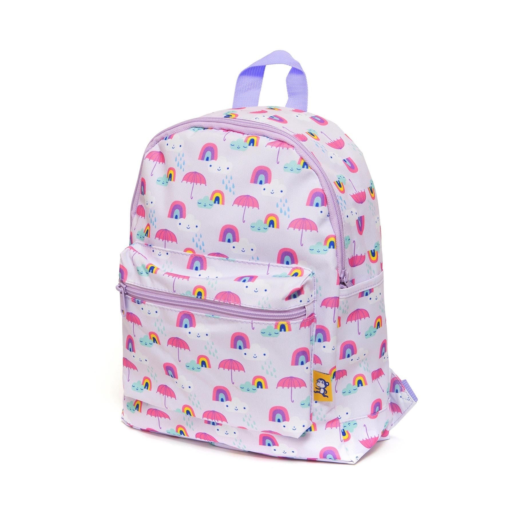 Rainy Days Backpack by Petit Monkey - Little Citizens Boutique  - 1