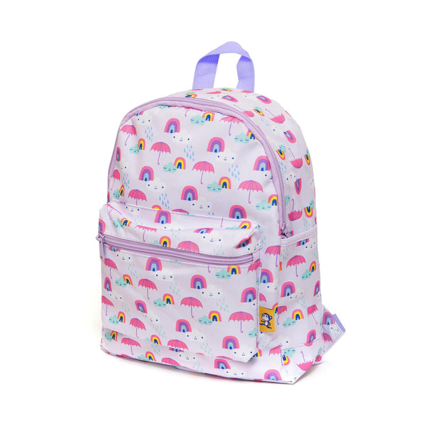 Rainy Days Backpack by Petit Monkey