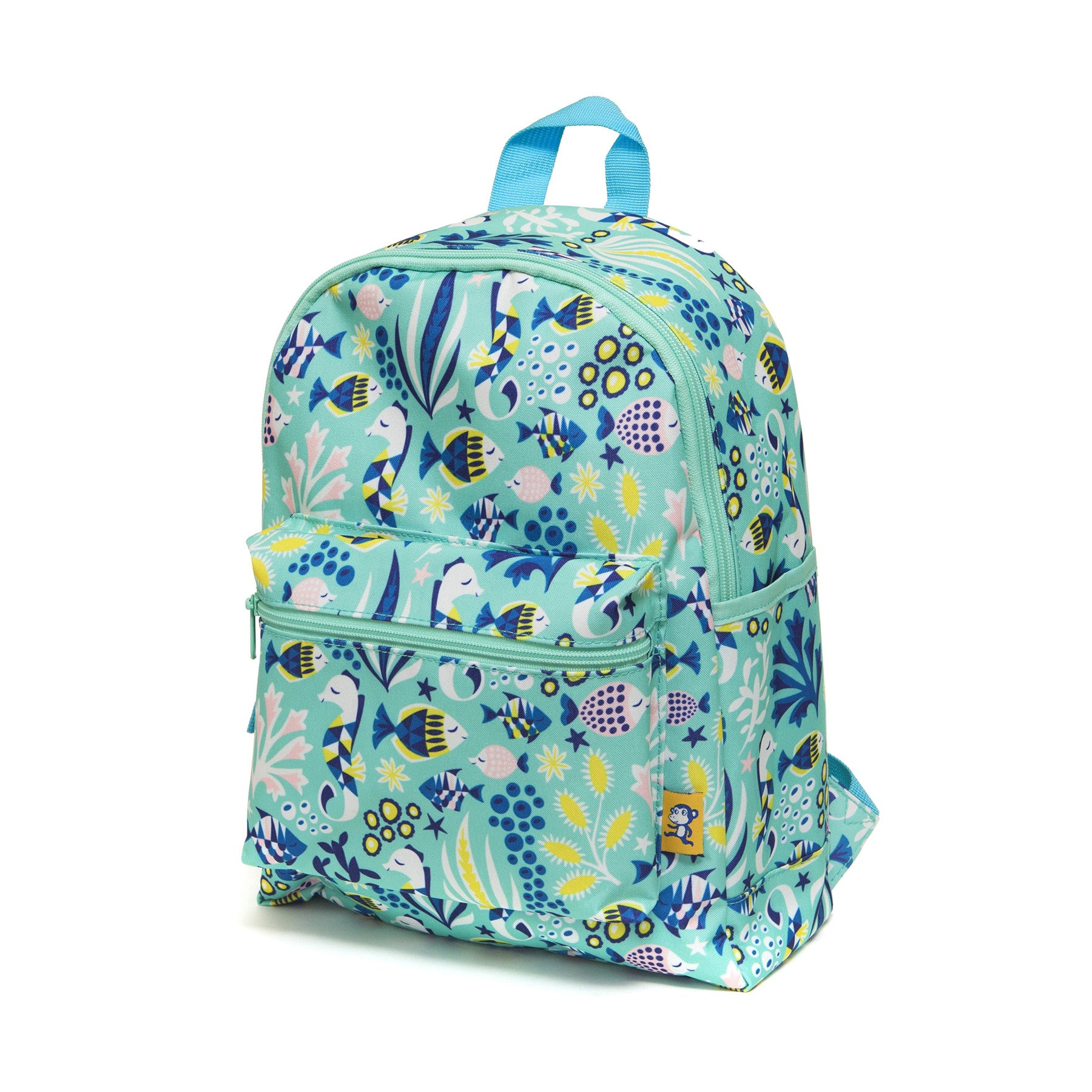 Under The Sea Backpack by Petit Monkey - Little Citizens Boutique  - 1