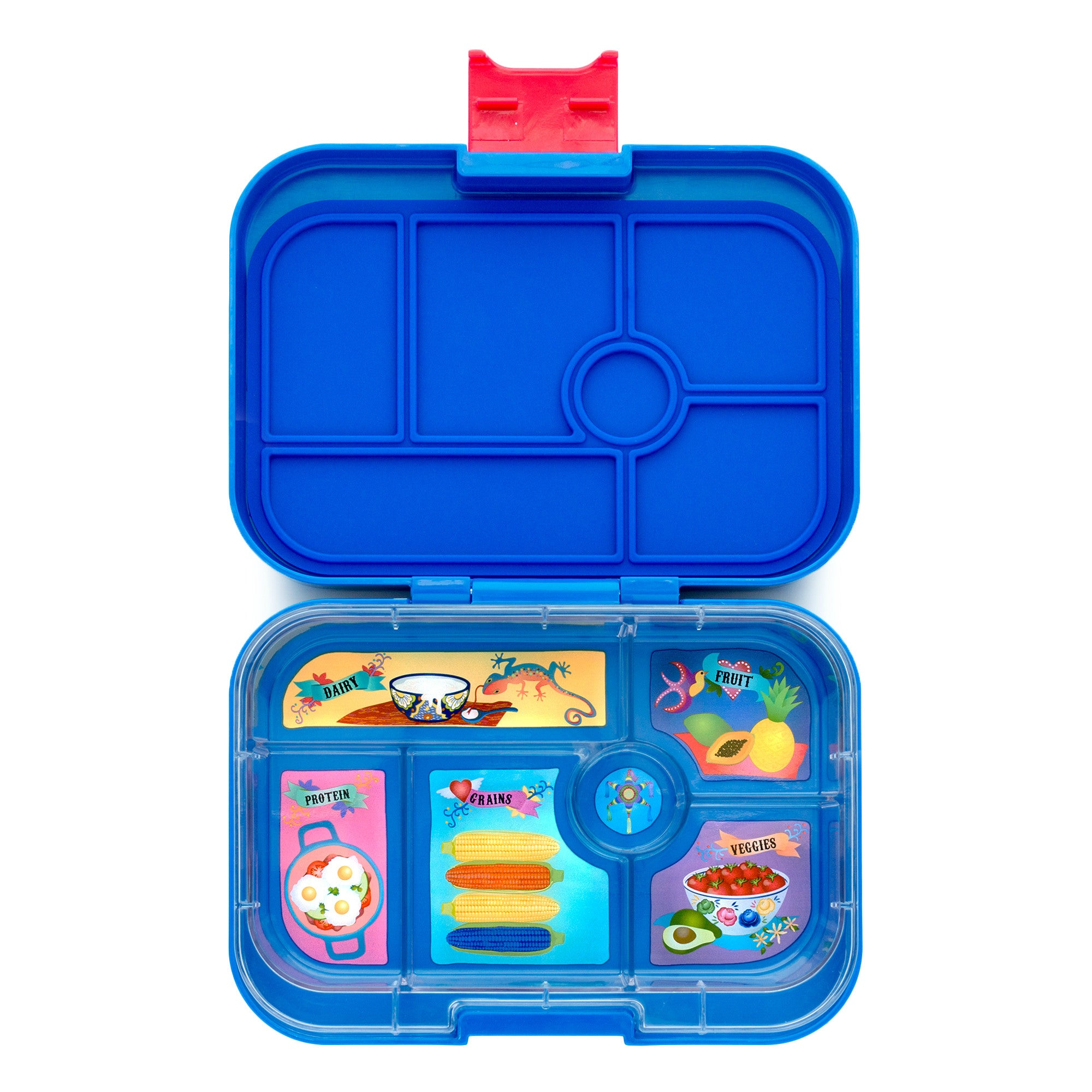 Baja Blue Classic Leakproof Lunch Box - Yumbox - Little Citizens Boutique  - 1