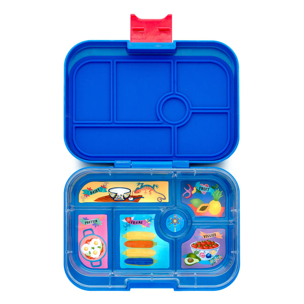 Baja Blue Classic Leakproof Lunch Box - Yumbox