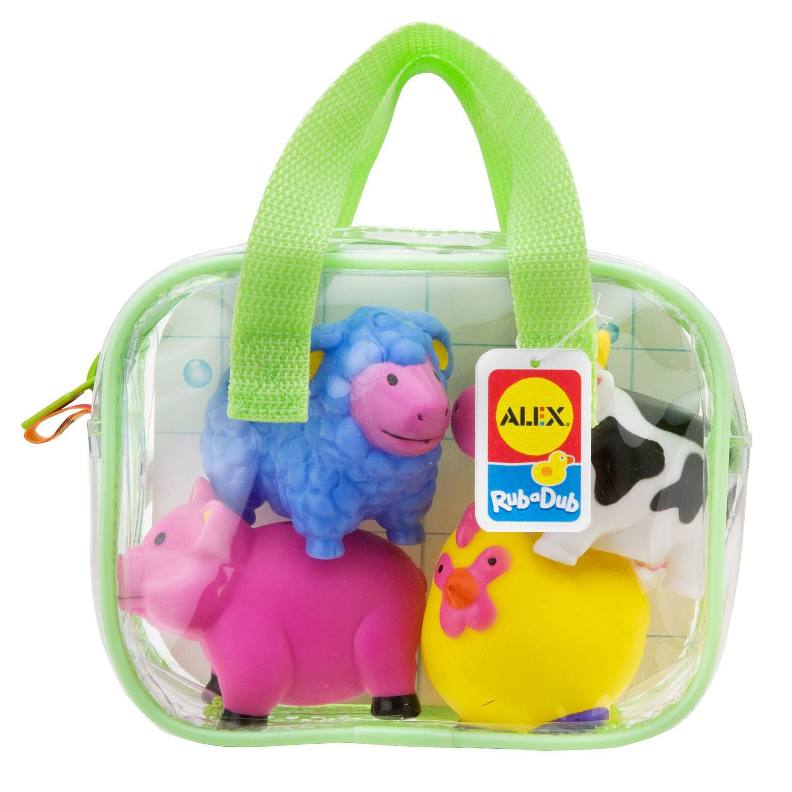 Bath Squirters Farm Animals by Alex Toys - Little Citizens Boutique  - 1