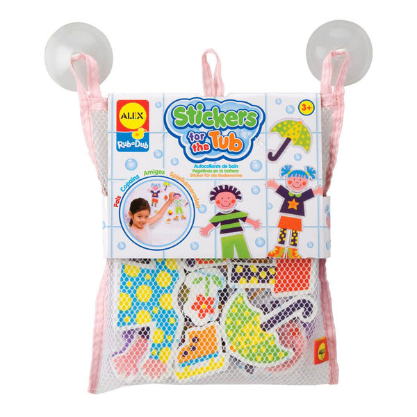 Bathtime Toys Pals People Figurines by Alex Toys