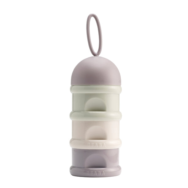 Stacked Milk Formula Container - Lilac by Beaba