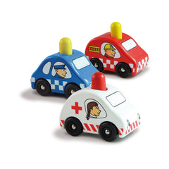 Beep Beep Wooden Cars - Little Citizens Boutique