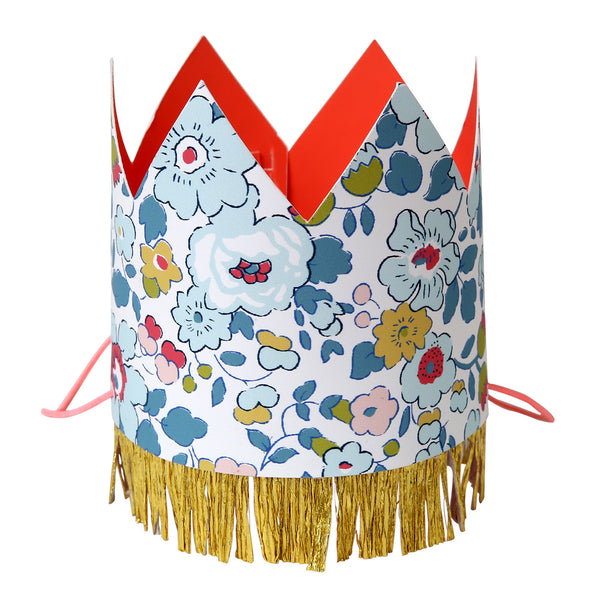 Betsy Liberty Print Party Hats