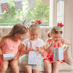 Betsy Liberty Print Party Bags - Party Supplies - Little Citizens Boutique
