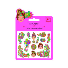 Djeco Bolywood Glitter Stickers - Little Citizens Boutique  - 1