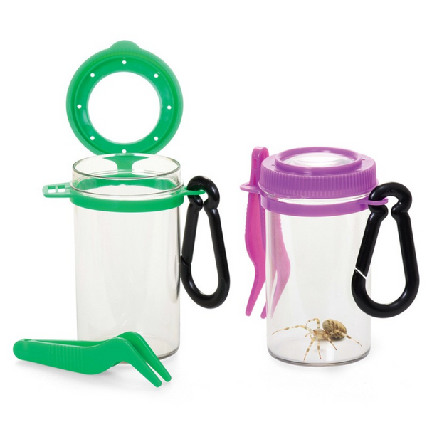 Bug Tub & Tweezer Insect Observation Toy by Tobar