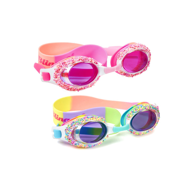 Cake Pop Kid's Swimming Goggles by Bling2o