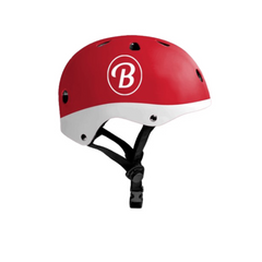 Red Helmet by Baghera
