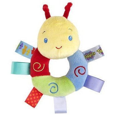 Taggies Caterpillar Rattle by Bright Starts