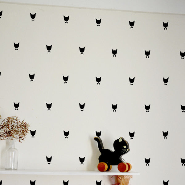 Cha Cha Wall Stickers by Tad Lapin