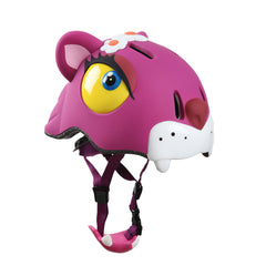 Cheshire Cat Bike, Scooter or Skateboarding Helmet by Crazy Safety - Little Citizens Boutique  - 1