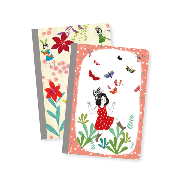 Chichi 2 Small Notebooks