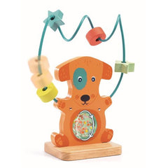 Chokko Dog Handling Toy by Djeco - Little Citizens Boutique