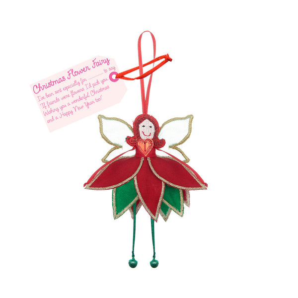 Christmas Flower Fairy  By Believe You Can
