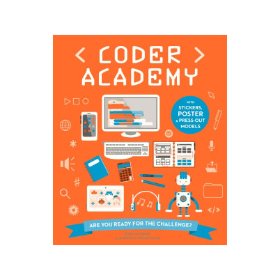 Coder Academy - Are you ready for the challenge? By Sean McManus