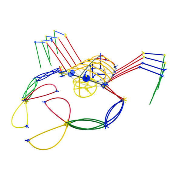 Connecta Straws STEM Toys by Galt