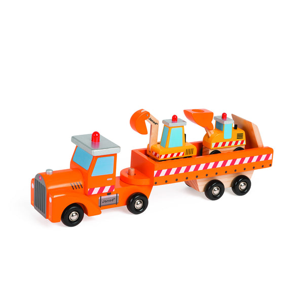 Construction Site Truck - Janod