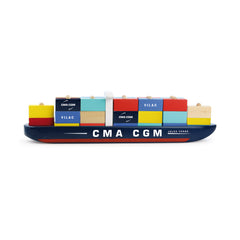 Container Ship - Stacking Toy - Little Citizens Boutique  - 2