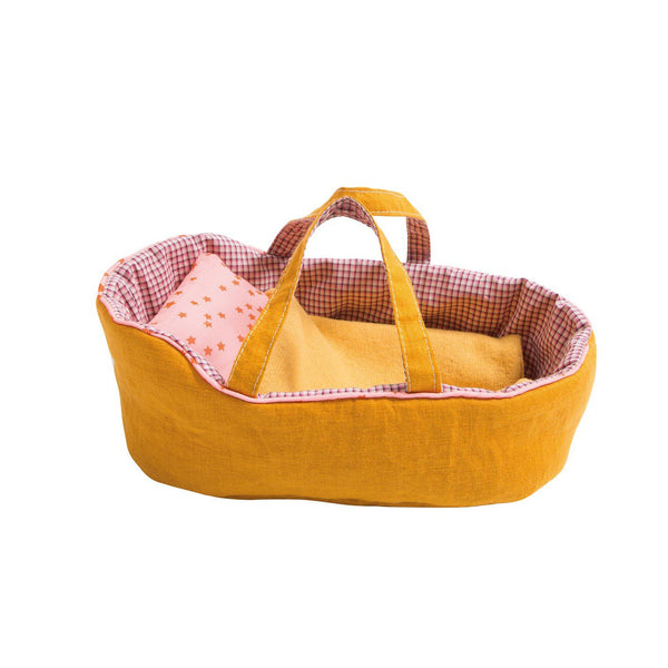 Famille Mirabella Medium Carry Cot by Moulin Roty