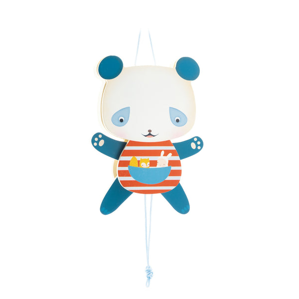 Djeco Jumping Jack Toy - Pandy