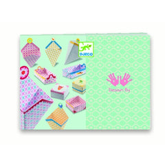 Djeco Kirigami - Small Boxes - Little Citizens Boutique  - 2