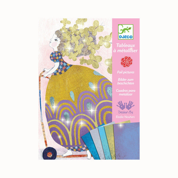 Foil Pictures Art Kit by Djeco