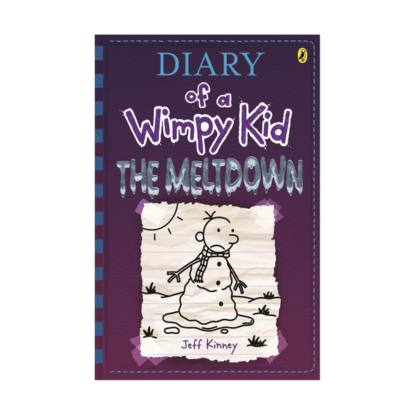 Diary of a Wimpy Kid - The Meltdown by Jeff Kinney